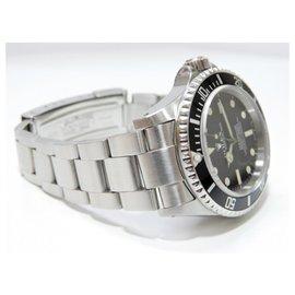 Rolex-ROLEX old model Sea-Dweller triple six none edge '82 Mens-Black