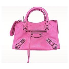 Balenciaga-Handbags-Pink