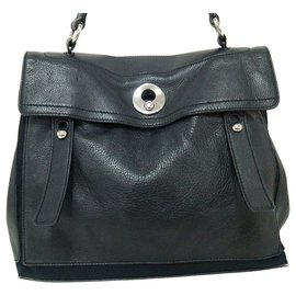 Saint Laurent-Saint Laurent Handbag-Black