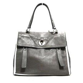 Saint Laurent-Saint Laurent Handbag-Grey