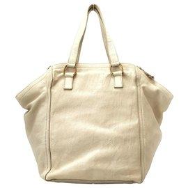 Saint Laurent-Saint Laurent Handbag-Cream