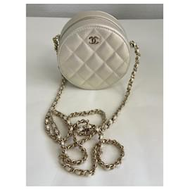 Chanel-Pouch with chain-Other