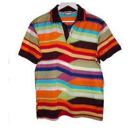 Missoni-MISSONI SPORT POLO SHIRT-Multiple colors