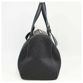 Dior-Dior Trotter Womens Boston bag black x Navy-Black,Navy blue