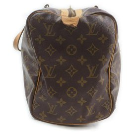 Louis Vuitton-Monogramme Sac Souple 35 Sac de boston-Autre