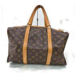 Louis Vuitton-Monogramme Sac Souple 35 Sac Boston Speedy-Autre
