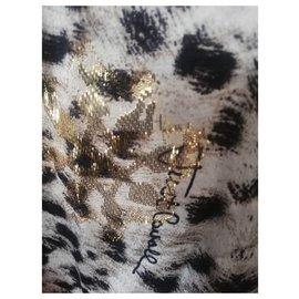 Just Cavalli-Tops-Leopard print