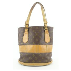 Louis Vuitton-Monogram Marais Petite Bucket PM Tote bag-Other