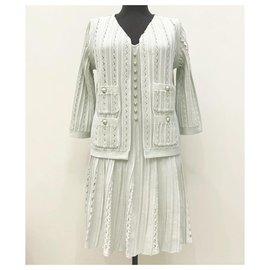 Chanel-Pistachio Jacket + Dress-Multiple colors