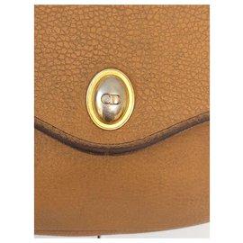 Dior-Purses, wallets, cases-Caramel