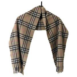 Burberry-Burberry scarf-Beige