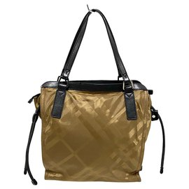 Burberry-Burberry Shoulder bag-Golden