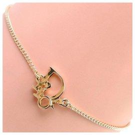 Dior-Dior bracelet-Golden