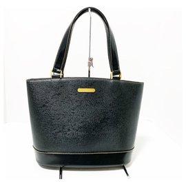 Burberry-Burberry tote bag-Black