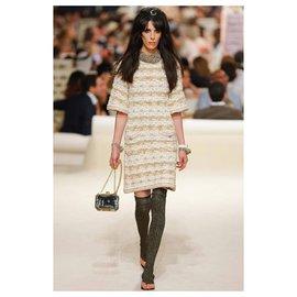 Chanel-Paris - Dubai Tweed Dress-Multiple colors