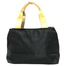 Burberry-Burberry handbag-Black