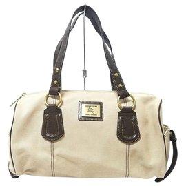 Burberry-Burberry Shoulder bag-Beige