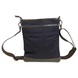 Burberry-Burberry Shoulder bag-Navy blue
