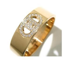 Hermès-Hermès H Dunkle-Golden