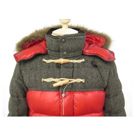 Moncler-NEW DOWN JACKET MONCLER ANTHIME GIUBBOTTO M 48 2 BI MATERIAL COAT-Other