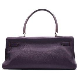 Hermès-Hermès Kelly Épaule-Violet