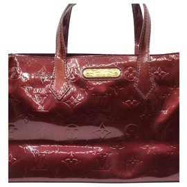 Louis Vuitton-SHOULDER BAG EMPREINTE-Red