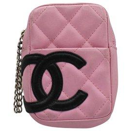Chanel-POCHETTE CAMBON-Rose