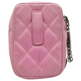 Chanel-POUCH CAMBON-Pink