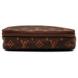 Louis Vuitton-Louis Vuitton Vanity Case-Brown