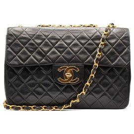 Chanel-Chanel Jumbo-Noir