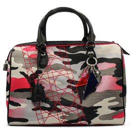 Dior-Sac Dior Boston-Multicolore