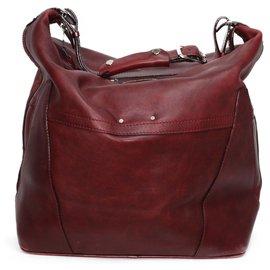 Louis Vuitton-Louis Vuitton Becquia Bag-Red,Dark red