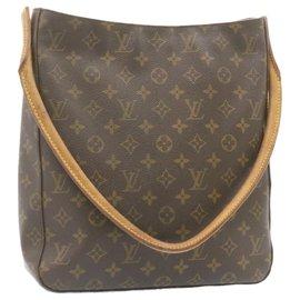 Louis Vuitton-Louis Vuitton Looping-Brown