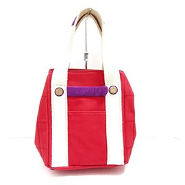 Chanel-Chanel tote bag-Red