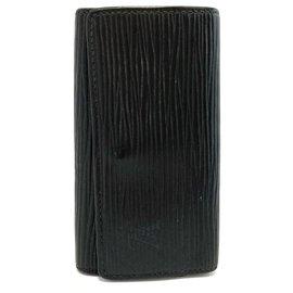 Louis Vuitton-Louis Vuitton Multiclés 4-Noir