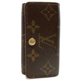 Louis Vuitton-Louis Vuitton Multiclés 4-Brown