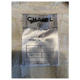Chanel-Swimwear-Cream