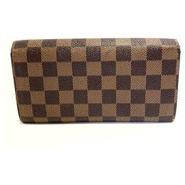 Louis Vuitton-Louis Vuitton Portefeuille Sarah-Brown
