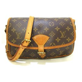 Louis Vuitton-Louis Vuitton Sologne-Brown