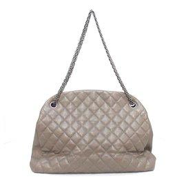 Chanel-Chanel shoulder bag-Beige