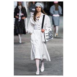 Chanel-La pausa 2019 Cruise Dress-White