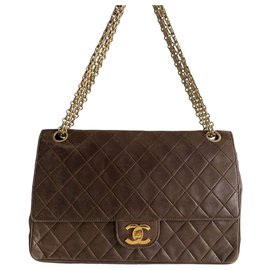 Chanel-Chanel Classic Flap-Brown