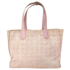 Chanel-Chanel Travel line-Pink