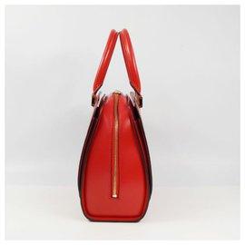 Louis Vuitton-Louis Vuitton Pont Neuf Womens handbag M52057 rouge castillan-Autre