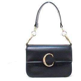 Chloé-Chloé Mini C-Black