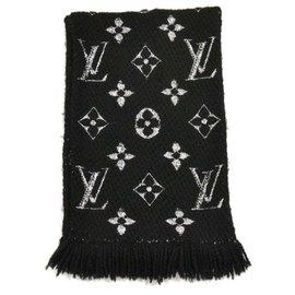 Louis Vuitton-Louis Vuitton Logomania-Black