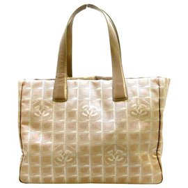 Chanel-Chanel tote bag-Beige