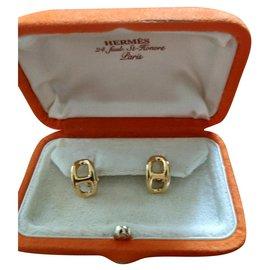 Hermès-ANCHOR CHAIN-Golden