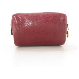 Chanel-Chanel clutch bag-Red