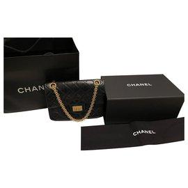 Chanel-Petit 2.55 Chanel-Black
